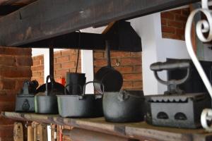 panelas de ferro