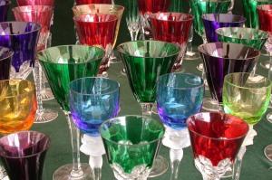 Entre copos e taças