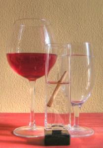 copos e taças