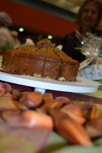 bolo de pinhão