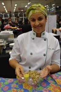 Prato da chef Vivi Moraes representa Campinas no Festival