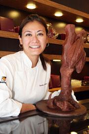 chef chocolatier Renata Arassiro