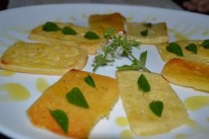 Queijo Canastra crocante
