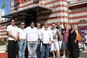 chefs no Mercadãode Campinas