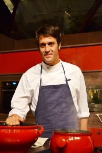 Chef  Leo Botto, do Chez