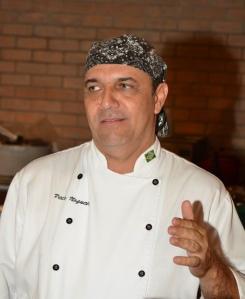 chef Peco Nogueira