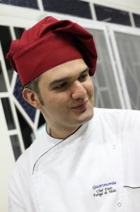 chef Davi Furigo