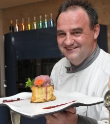chef Sebastien Michaut