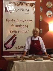 Chef Laura Bonaiuti do Ristorante Laura e Francesco