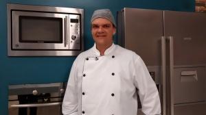 Chef Marcelo Ruggeri, do Ruggeri's Gourmet
