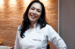 chef confeiteira Vivi Ávila