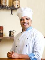 chef confeiteiro Eduardo