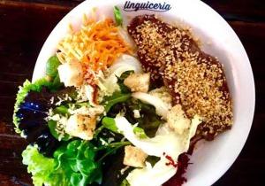 almoço-linguiceria