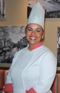 Chef Talita Ferreira