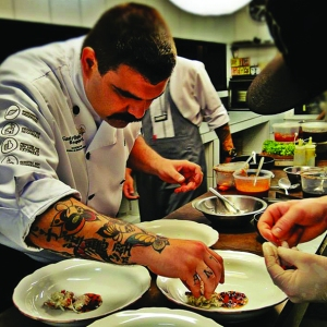 Chef Marcelo Amaral