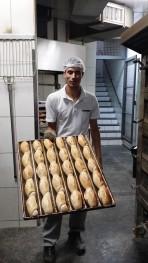 pão quentinho