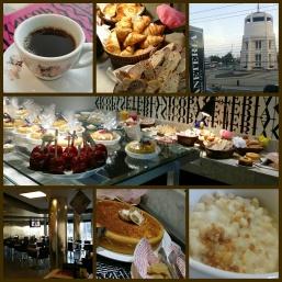 Chá da tarde caprichado com sabores juninos