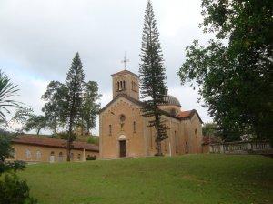 Capela Monte Alegre,em Piracicaba