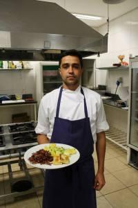 Chef Igor Dias comanda o Bar do Zé Dias em São Sebastião do Paraíso