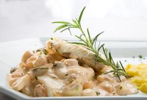 Restaurante Jangada - Abadejo a Mazzola(1)