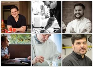 chefs em SaboresdaTerra