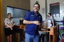 David Figueira, cofundador do grupo Lamas
